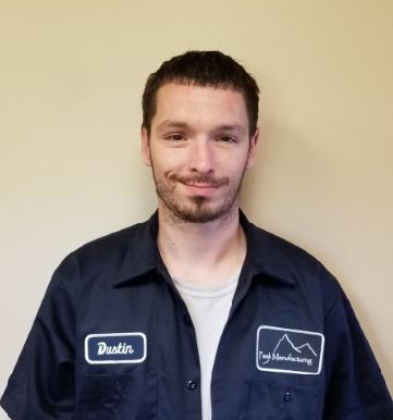 Employee Spotlight - Dustin Wright
