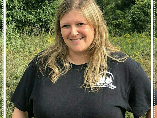 Employee of the Month - Kelly Gauthier!