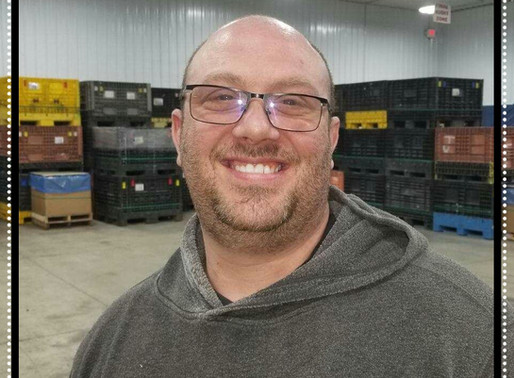 March Employee of the Month - Bobby Brewster!