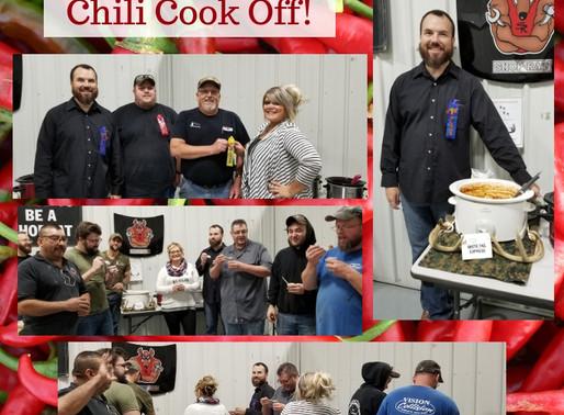 2018 Peak Chili Cook Off!