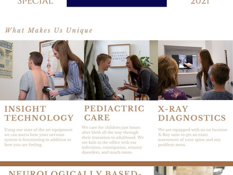 Introducing Empowered Chiropractic! Get to know more about us.