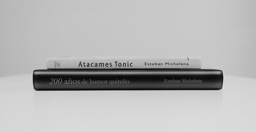 Libros Esteban Michelena