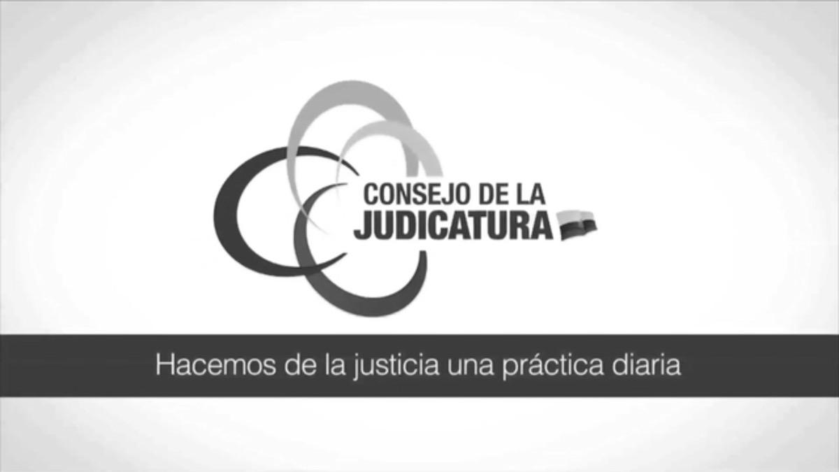 CONSEJO DE JUDICATURA