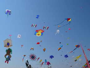 The thing about kites