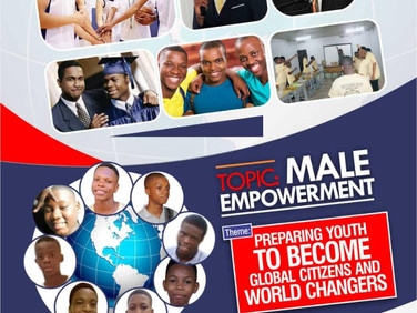 Changing Destinations: Global Citizens Academy-  June 20, 2020 Male Empowerment