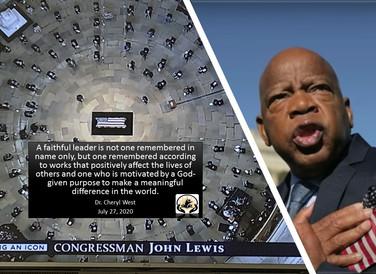 Remembering Congressman John Lewis