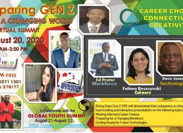 2020 Y.E.L.D. SUMMIT-CAREER CHOICES, CREATIVITY & CONNECTIVITY