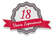 18 years of services
