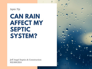 Can Rain Affect My Septic System?