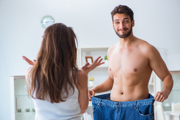 Lose weight with an injection