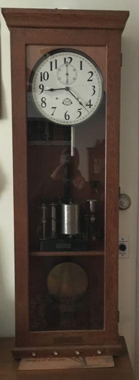 Landis Program Clock