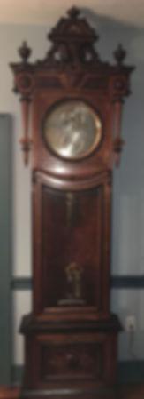 Kitzmiller Jewelry Store Anatomical Clock