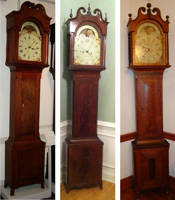 Jacob Wolf Clocks