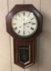 John McCaskey Clock