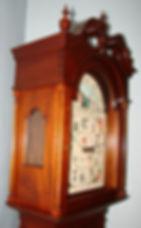 W.G. (Bill) Newcomer Clock