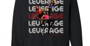 """MAKO Girls """"Leverage"""" Sweatshirt"""