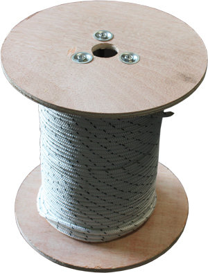 100MTRS OF 6MM DBL/BRAID ROPE