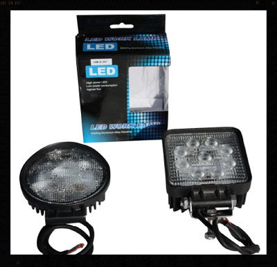 LED MARINE FLOOD / SPOT LIGHTS