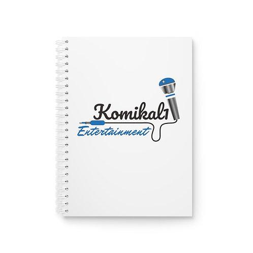 K1E Logo Spiral Notebook