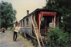 Johnnie Mac's Gypsy Wagon, Amsterdam