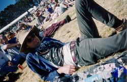 Johnnie Mac @ Falls Festival