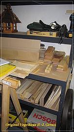 Kleines Holz - Restlager