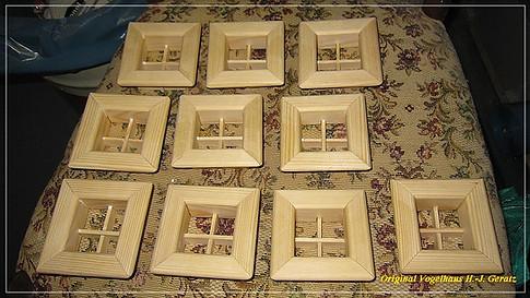 Fenster - Herstellung