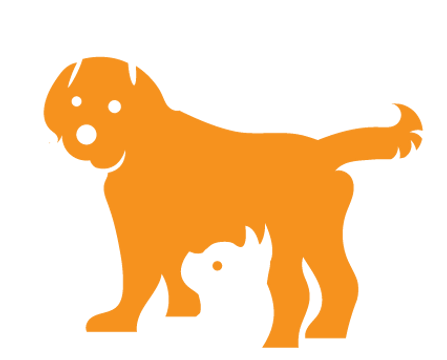 Super Hounds Dog Walker Logo