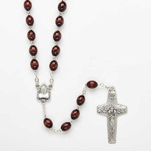 Roman Pope Francis Rosary
