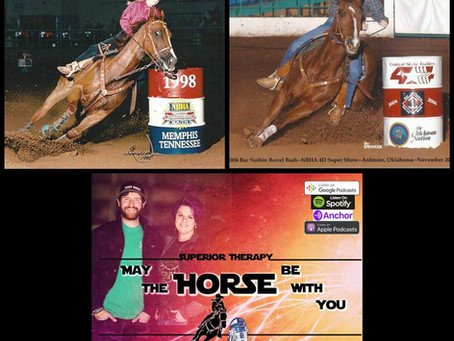 May the Horse Be With You Podcast