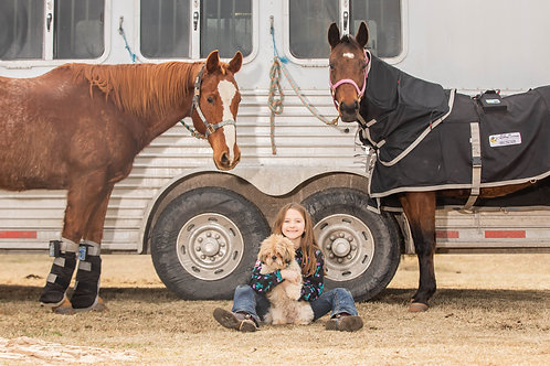 Bring a kid 18 and under to observe- Certified Equine Care Specialist