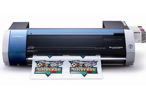 Roland DG VersaStudio BN20 Print and Cut Digital Printer