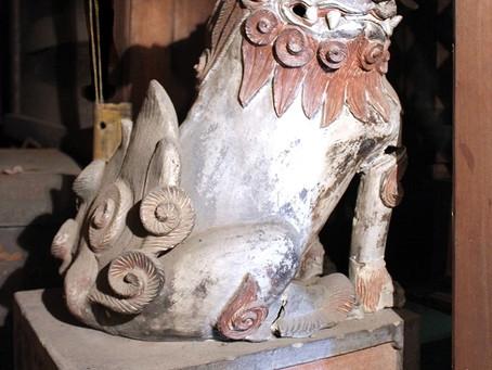 「大原焼の狛犬」講演会