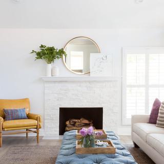 Mulholland Drive living room