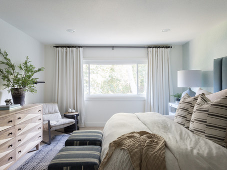 Essentials for a Primary Bedroom Retreat