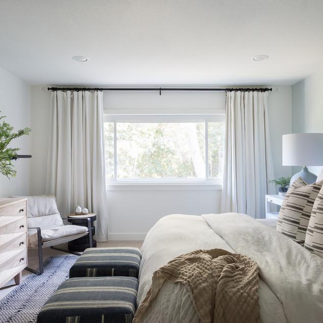 Westlake Village master bedroom