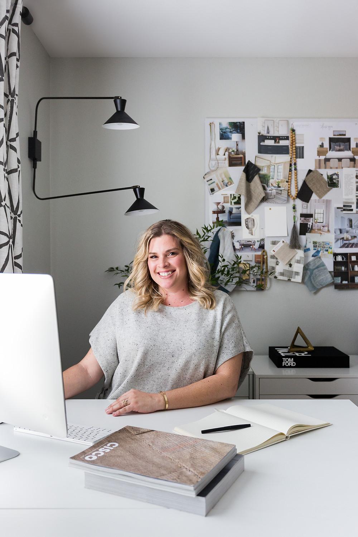 designer Lindsey Borchard