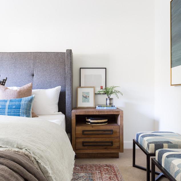 Westlake Village guest bedroom