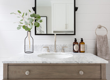 Modern Ranch Bathroom Reveal