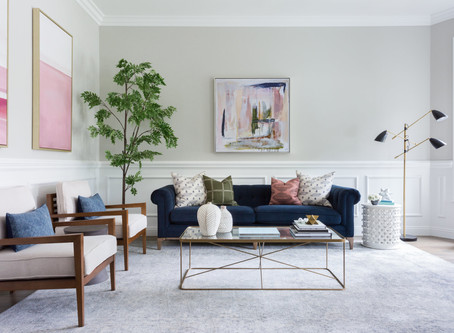 Valley Village Revival: A Bright + Bold Traditional