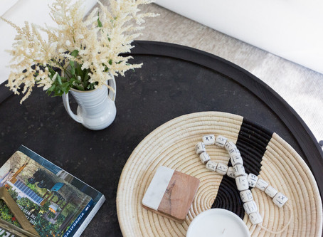 Trade Secret: How to Style a Coffee Table