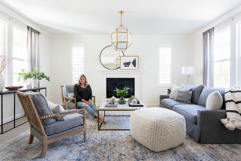 Lindsey Borchard of Lindsey Brooke Design