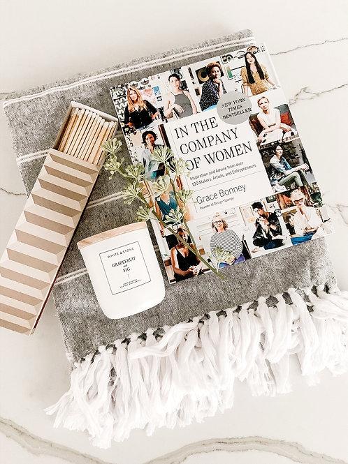 Custom Gift Box: Book Lover