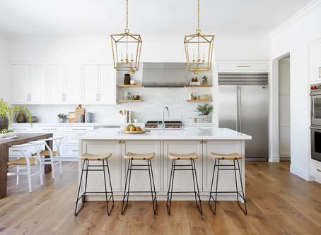 Kitchen Reveal: Featherwood Remodel