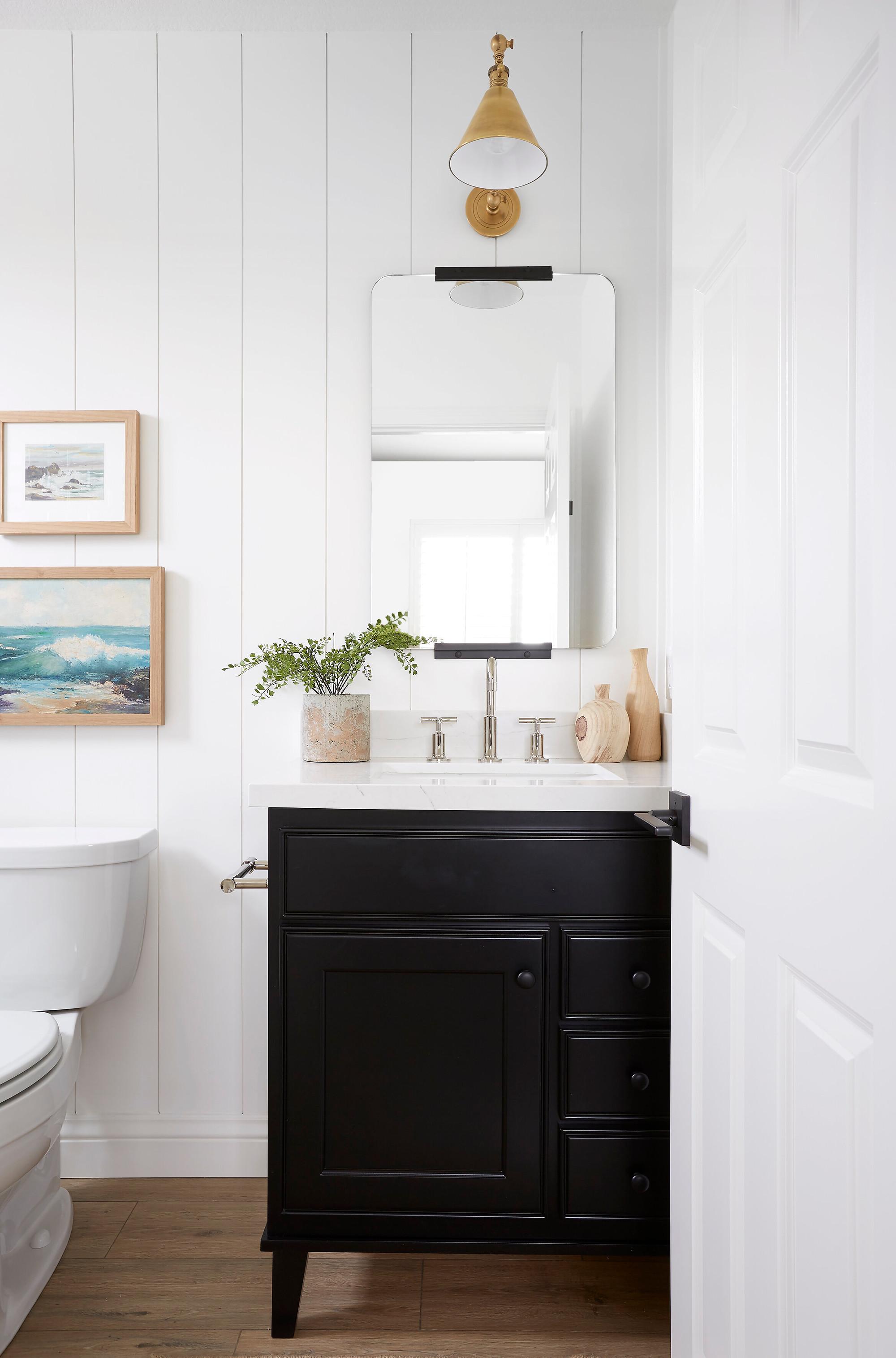 Guest Bathroom Foxy Bath Remodel Project