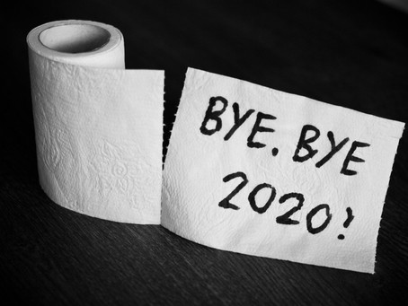 How To Bid Farewell To A Terrible Year, From Someone Who Knows