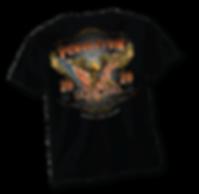 2020 Pendleton Bike Week t-shirt