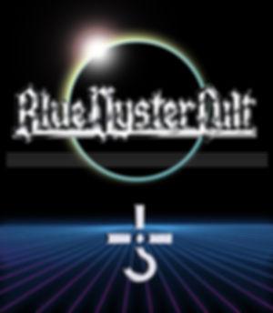 Blue Oyster Cult stylized Logo