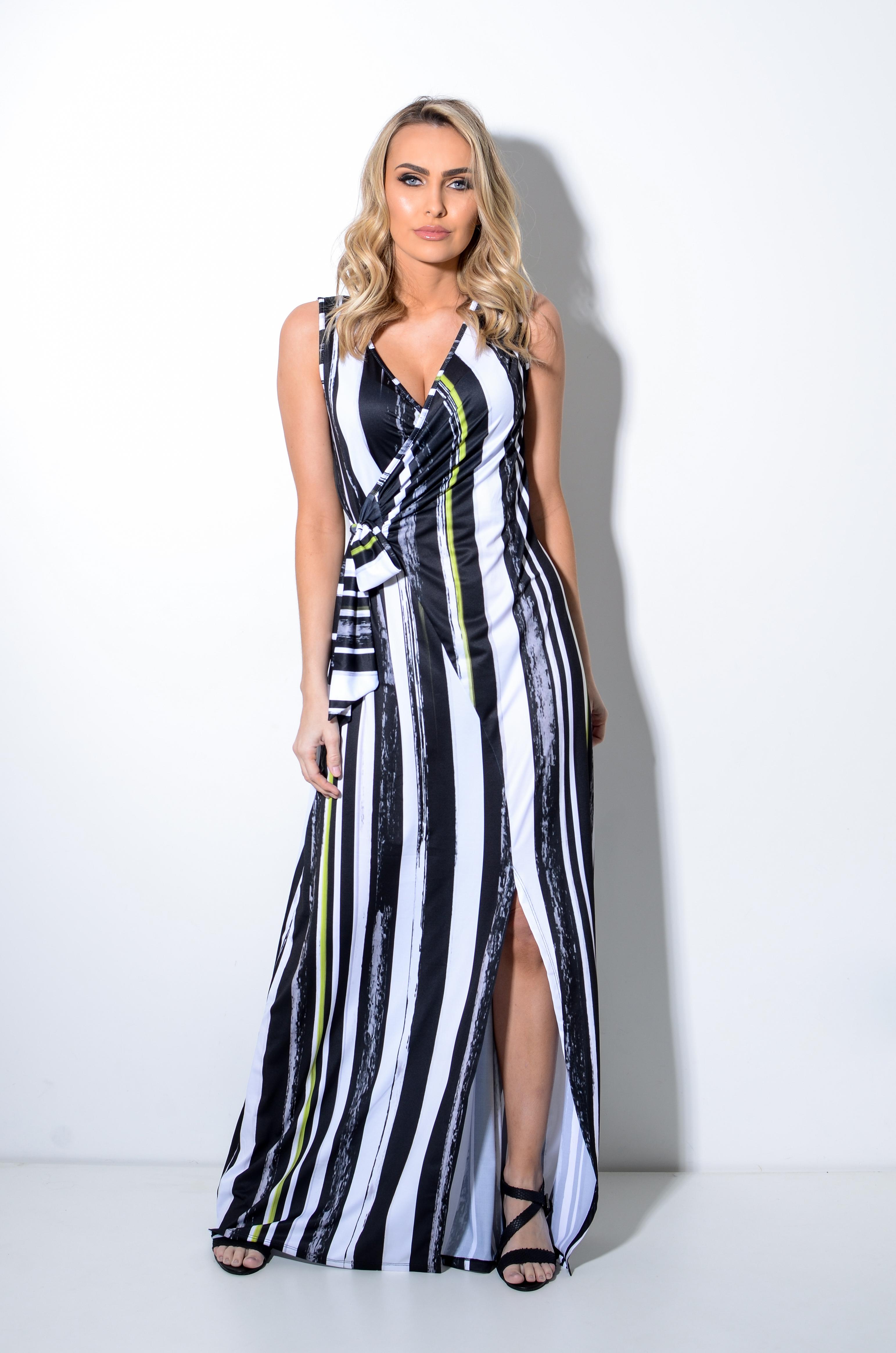 36 vestido de malha 5189