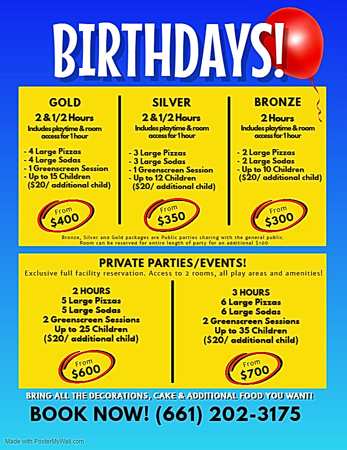 Copy of Travel Packages Flyer - Made wit